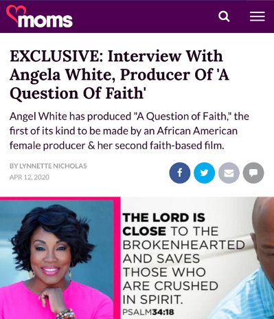 Moms.com interview with Producer, Angela White