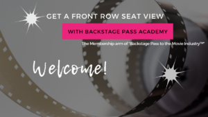 Backstage Pass Academy Log In