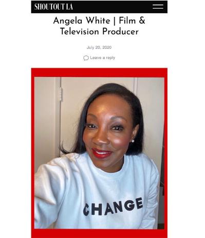 Shoutout LA with Angela White