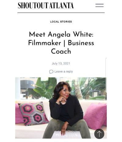 ShoutoutAtlanta Ms. Angela White